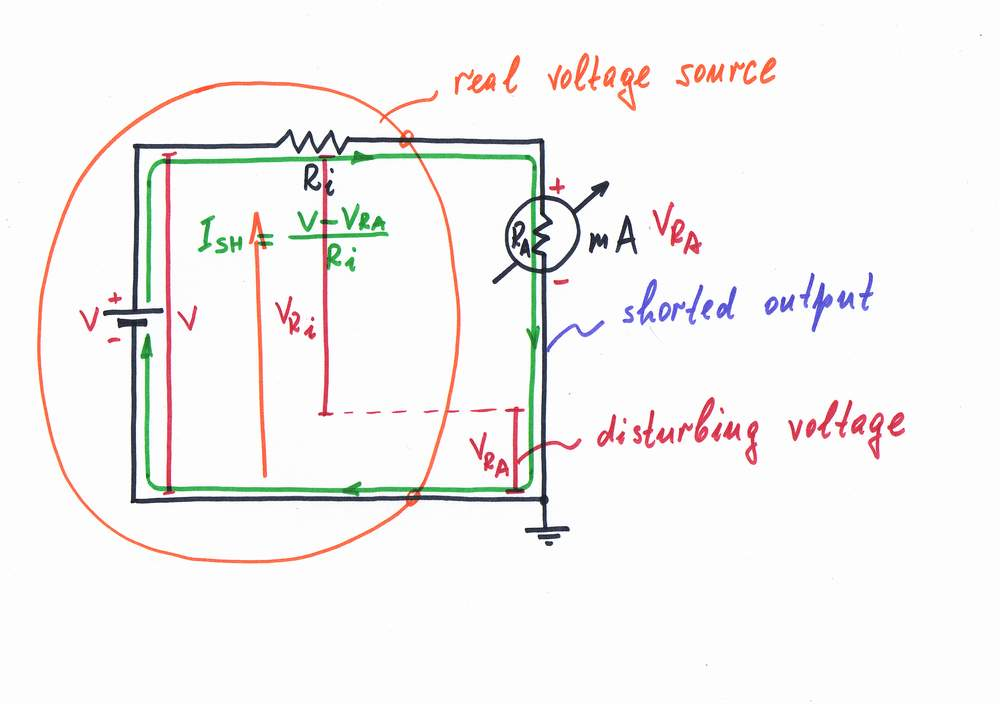 Where Are Ammeters Connected : How to connect ammeter resistor images