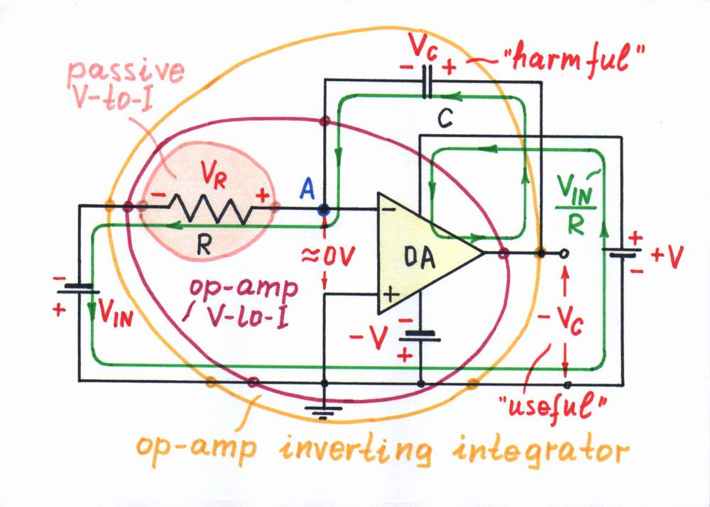 How to Transform the Passive Voltage-to-Current Converter