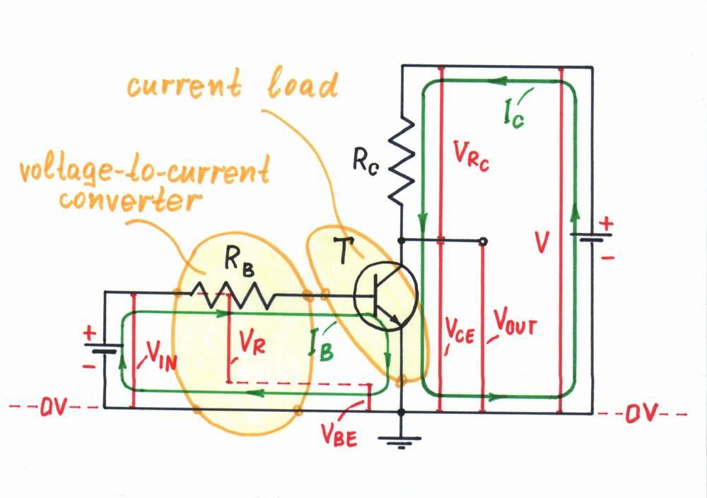 Reinventing Passive Voltage To Current Converter
