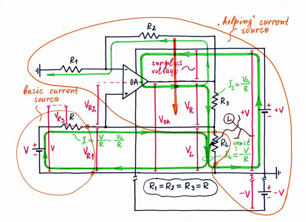 Inventing a Constant Current Source on the Whiteboard  Inventing a Con...